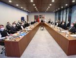 Bakan Soylu, Güvenlik ve Koordinasyon Toplantısı'na katıldı