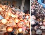 'Çürük meyvelerden meyve suyu' görüntüleri tepki çekti