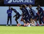 Fenerbahçe'de Gençlerbirliği maçı hazırlıkları sürüyor