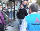 Caddelerde 'sigara' denetimi