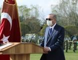 Erdoğan: Kim toprağımıza göz dikerse onları acı son bekliyor