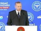 Erdoğan'dan 'aşı' açıklaması