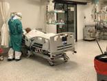 Tepki çeken ilan: Korona hastası için refakatçi aranıyor