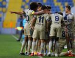 Fenerbahçe, Ankara'da 3 puanı 5 golle aldı