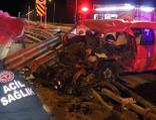TEM'de feci kaza: 7 yaralı!
