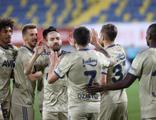 Fenerbahçe deplasman fobisini yendi