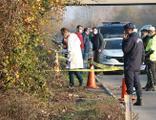 Kız arkadaşını öldürüp cesedini yol kenarına attı