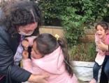 4 yıl sonra kavuştuğu kızı Şariban onu tanımadı