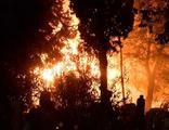 Zeytinburnu'nda iplik fabrikasında yangın paniği!