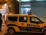 Marketteki silahlı soygunu polisin sireni önledi