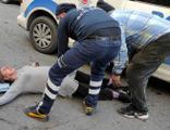 Beyoğlu'da yangın! Haberi alınca sinir krizi geçirdi