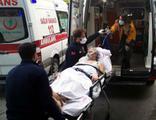 Hastanede yangın çıktı, hastalar tahliye edildi