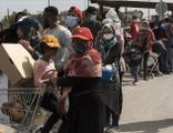 Yunanistan'daki sığınmacılar kriz yarattı