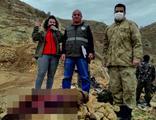 Yaban keçisi avına 30 bin lira ceza