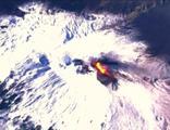 Kül ve duman püskürtüyor... Uzaydan görüntülendi!