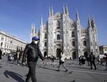 İtalya'da vaka sayısı 2 milyonu aştı!