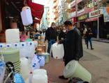 48 saatlik su kesintisi: Bidon satışları patladı
