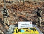 Amanoslar'daki terör sığınağı imha edildi