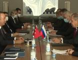 Çavuşoğlu'ndan Rusya'da kritik mesajlar!