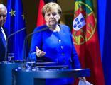 Merkel 1 gün kala görevini devretti