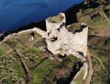 UNESCO listesindeki kale harabeye döndü