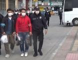 Mersin'de DEAŞ operasyonu: 14 gözaltı