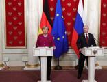 Putin ve Merkel'den ortak aşı görüşmesi