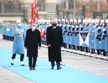 Arnavutluk Başbakanı Ankara'da