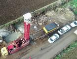 Edirne'de su kuyuları açılmaya başlandı