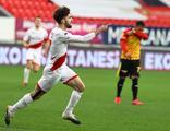 Antalyaspor bu sezon dış sahada ilk kez kazandı