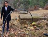 İçme suyu kaynağına boru çeken mermer ocağına ceza