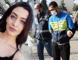 Aleyna'yı öldüren eski sevgilisi binaya kurye diye girmiş