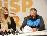 Kayserispor'da Petrescu imzayı attı