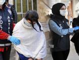1 milyonluk ziynet eşyası çalan 'Altın Kızlar' tutuklandı