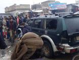 Azez'de bombalı araçla saldırı: 1 ölü, 8 yaralı