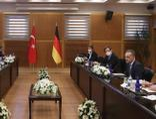 Avrupa Birliği ve Yunanistan'la görüşme mesajları
