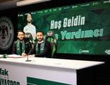 Konyaspor'dan sağ bek transferi