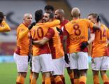 Galatasaray'dan Denizlispor'a yarım düzine gol
