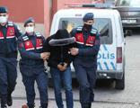 Kayseri'de bağ evleri ve villalara dadanan hırsız yakalandı