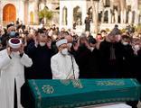 Erdoğan, Bahadıroğlu'nun cenaze törenine katıldı