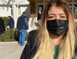 Darp edilip alıkoyulan kadın mahkeme kararına isyan etti