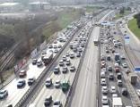 İstanbul'da kısıtlama öncesi yoğunluk