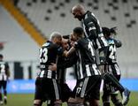 Beşiktaş ilk yarıyı lider bitirdi