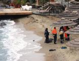 Datça'da battı, Bodrum'da sahile cesedi vurdu