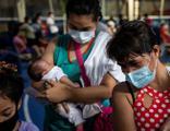 Yoksul ülkelere aşı kalmadı!