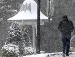 AKOM'dan İstanbul'un bazı ilçelerine kar uyarısı