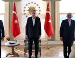 Erdoğan'ın Cevat Zarif'i kabulü sona erdi