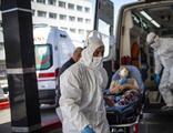 Türkiye'de bugün 128 kişi koronavirüsten hayatını kaybetti