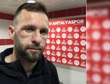 Antalyaspor'dan Sergen Yalçın'a tepki