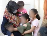 Eşi ve 3 çocuğuna işkenceden yargılanıyordu! Serbest kaldı